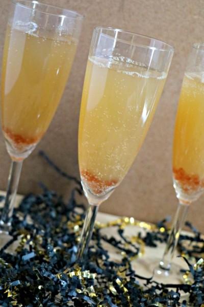 Ginger-Pear Mocktail Recipe | SensiblySara.com