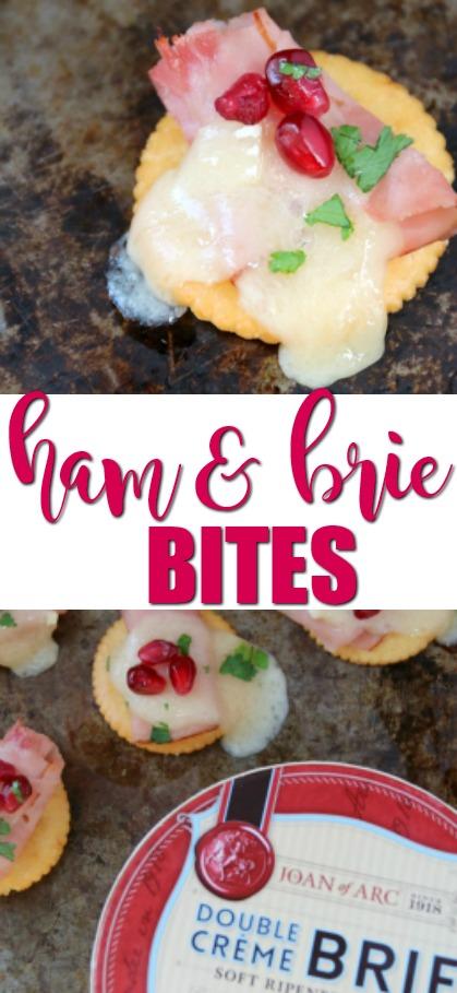 Ham and Brie Bites | SensiblySara.com