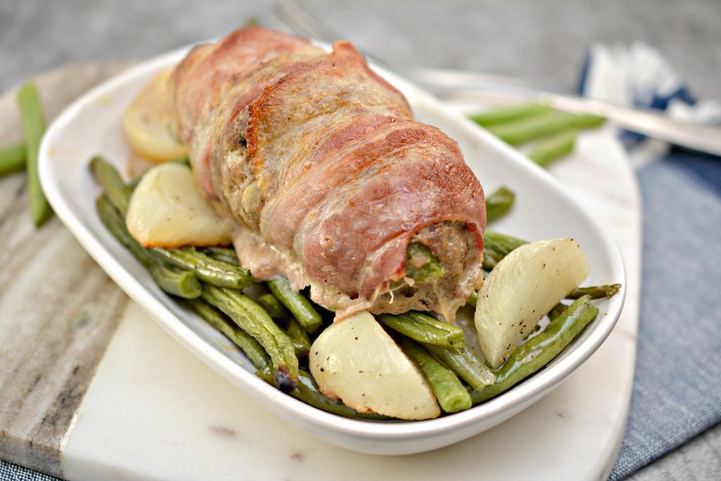 Low Carb Sheet Pan Meal | SensiblySara.com