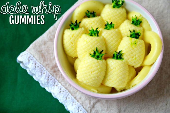 Pineapple Gummies Recipe   SensiblySara.com