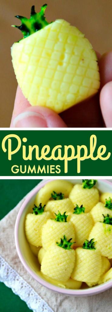 Dole Whip Pineapple Gummies Recipe   SensiblySara.com