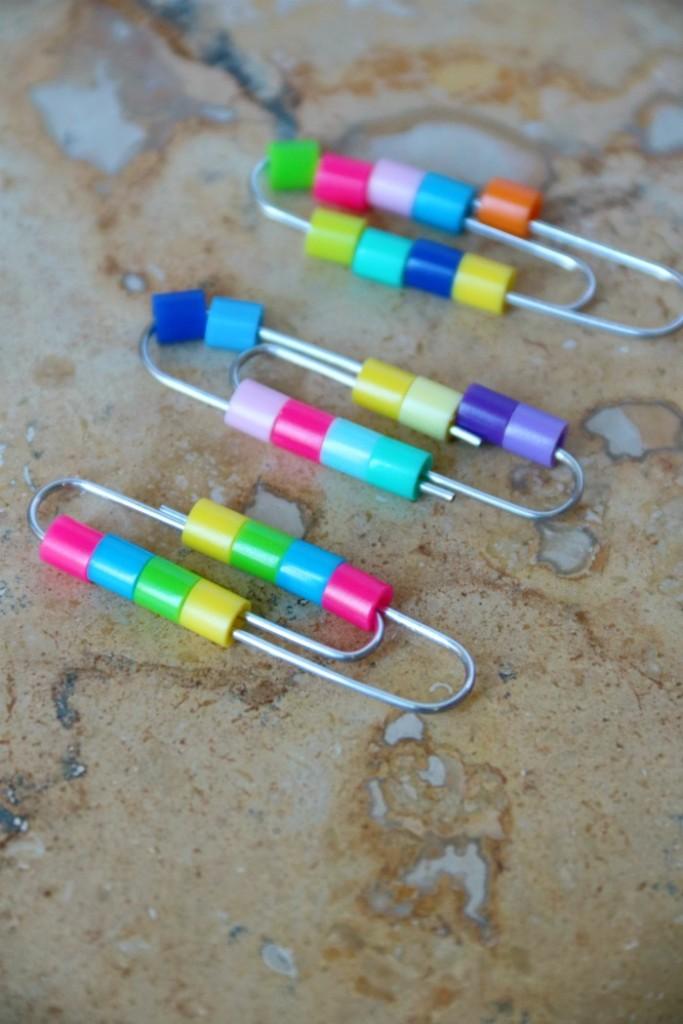 Fidget Paper Clip Craft | SensiblySara.com
