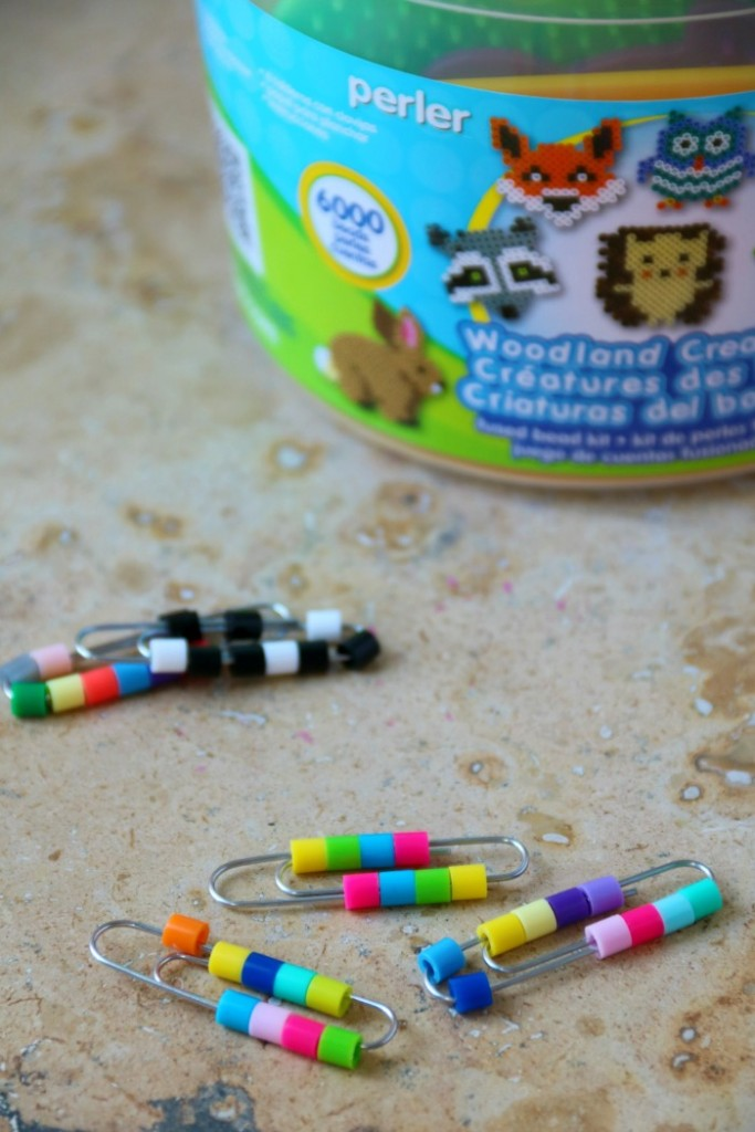 Fidget Paperclip Craft | SensiblySara.com