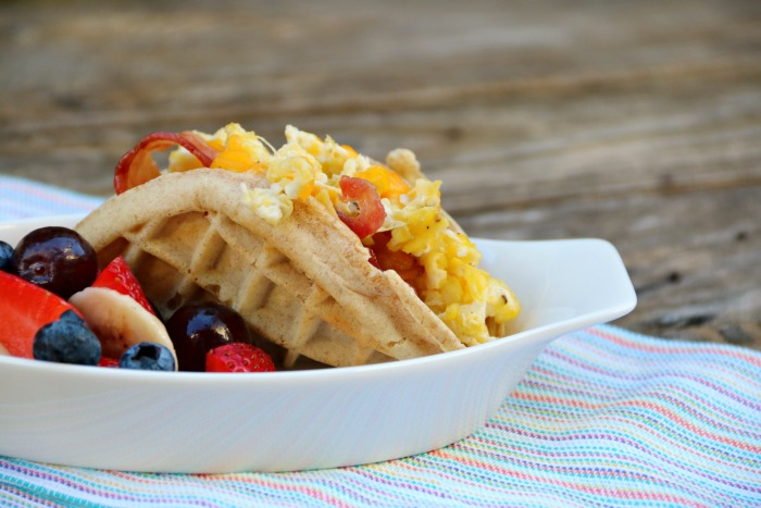 Waffle Tacos | SensiblySara.com
