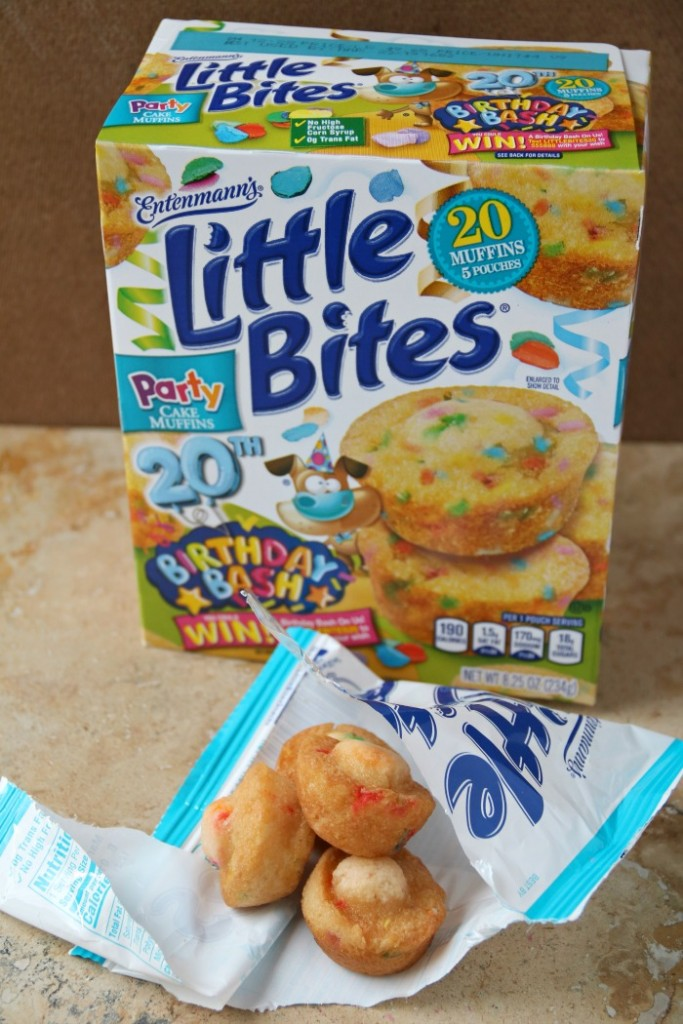 EntenmannsR Little BitesR 20th Birthday Bash Sweepstakes