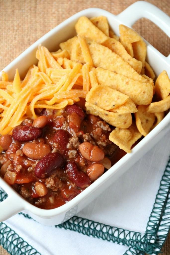 Mild Chili Recipe | SensiblySara.com