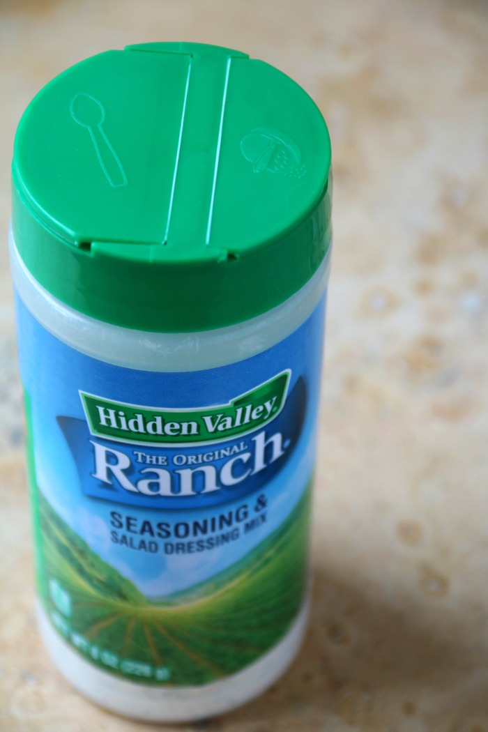 Use Hidden Valley Ranch Seasoning Shaker To Add Flavor To Recipes