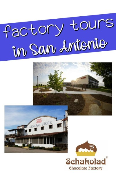 Factory Tours in San Antonio | SensiblySara.com