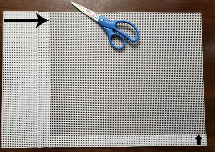 Disney Pin Board Step 1   SensiblySara.com