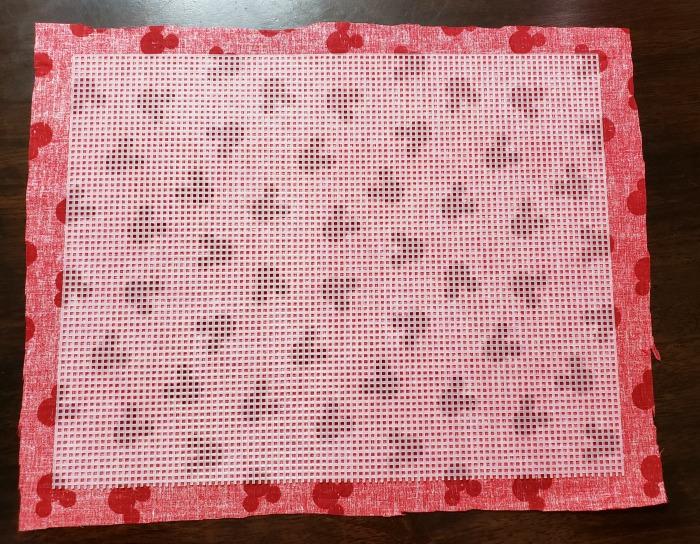 Disney Pin Board Step 2   SensiblySara.com