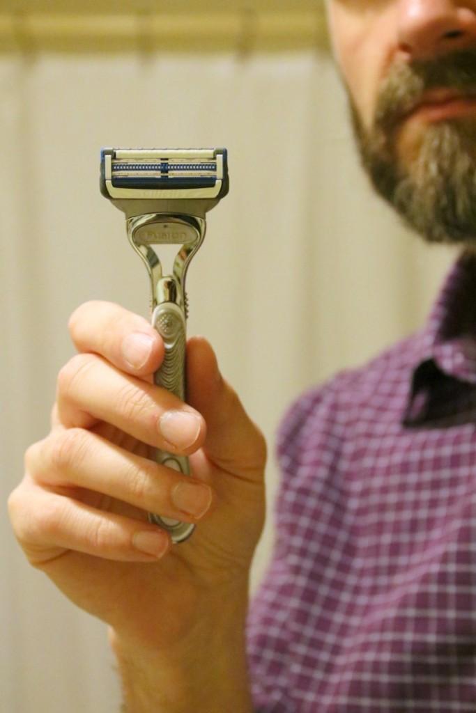 Minimize Shaving Irritation with Gillette SkinGuard