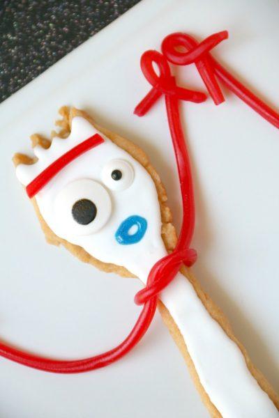 Forky Cookies | SensiblySara.com