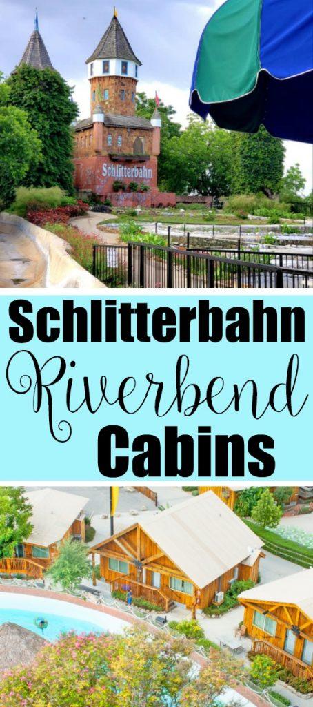 Schlitterbahn New Braunfels Riverbend Cabins   SensiblySara.com