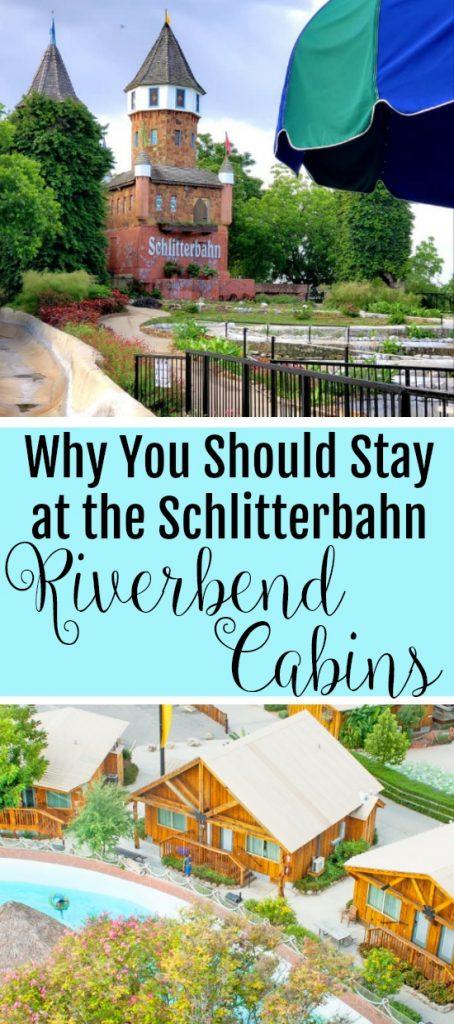 Why You Should Stay at the Schlitterbahn Riverbend Cabins   SensiblySara.com