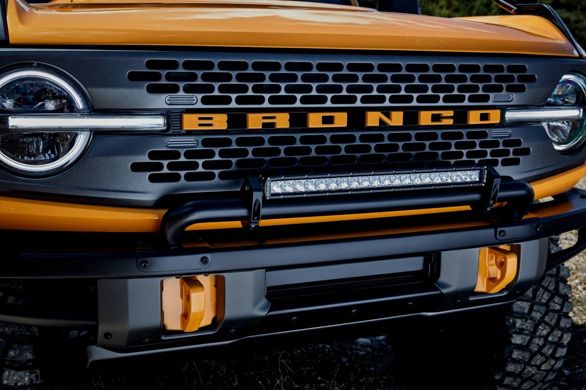2021 Ford Bronco Details - Highly Anticipated and All-New