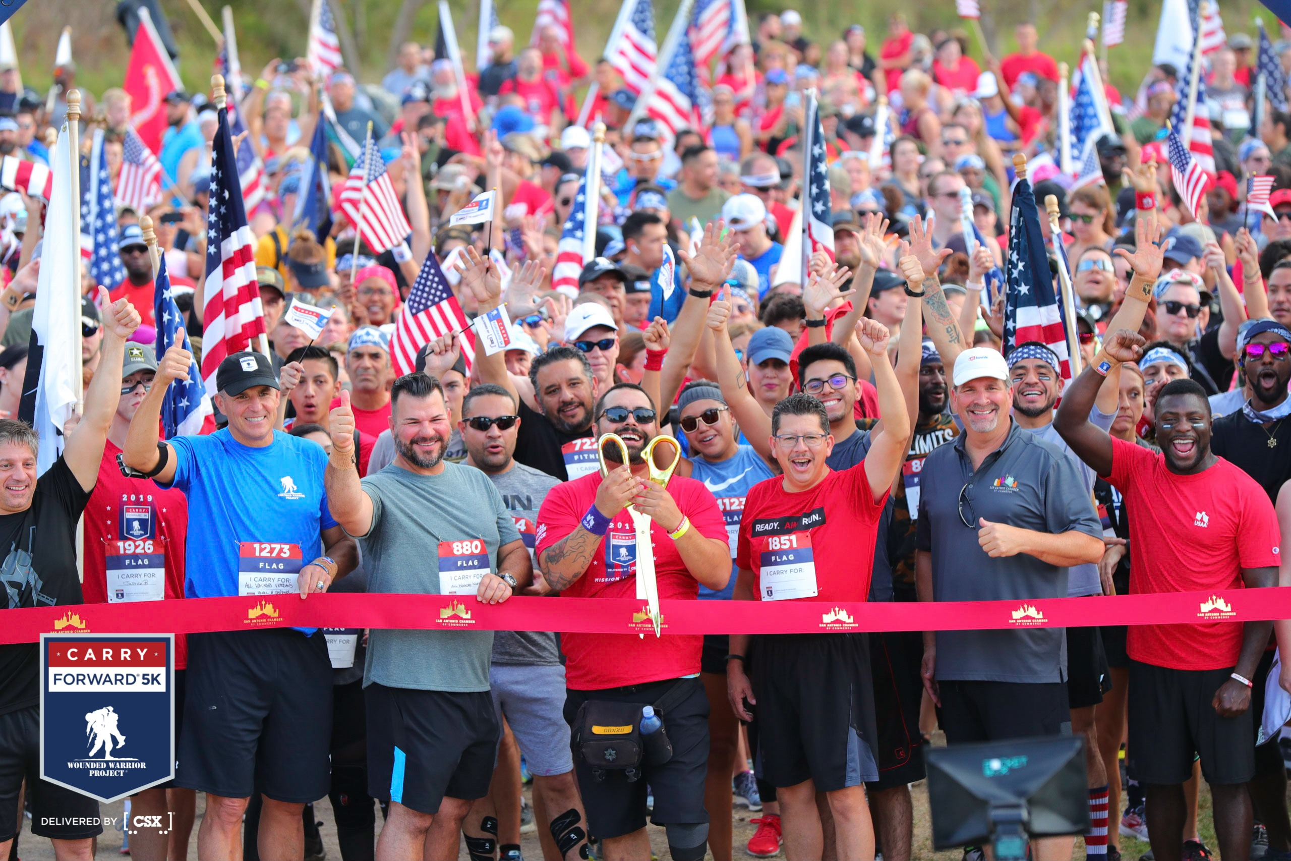 2019 WOUNDED WARRIOR PROJECT - CARRY FORWARD 5K